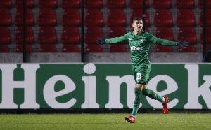 Лудогорец с нова загуба в Европа, Десподов с дебютен гол