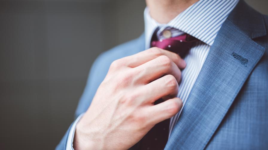 Бизнес лидерът - с вратовръзка или без