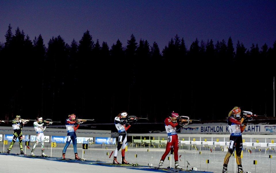 Швеция спечели щафетата на 4 по 6 км за жени