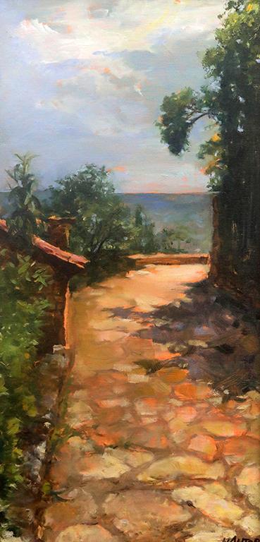 <p>Пейзаж от Балчик</p>
