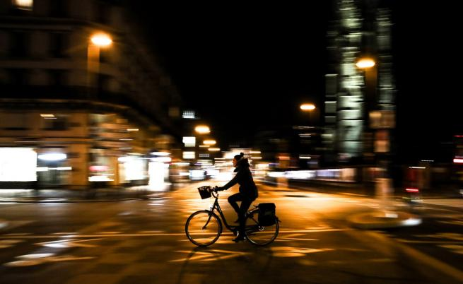 Пустите улици на Париж