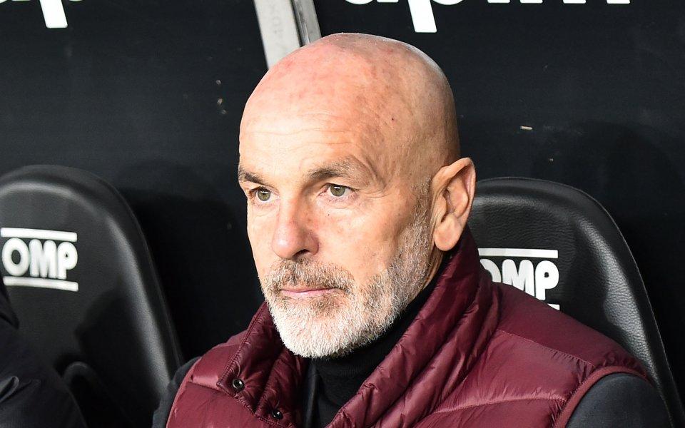Старши треньорът на Милан Стефано Пиоли говори за мача от
