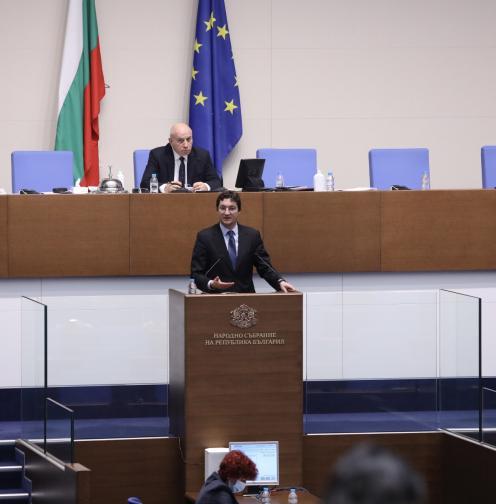 Депутатите приеха няколко предложения в днешното заседание