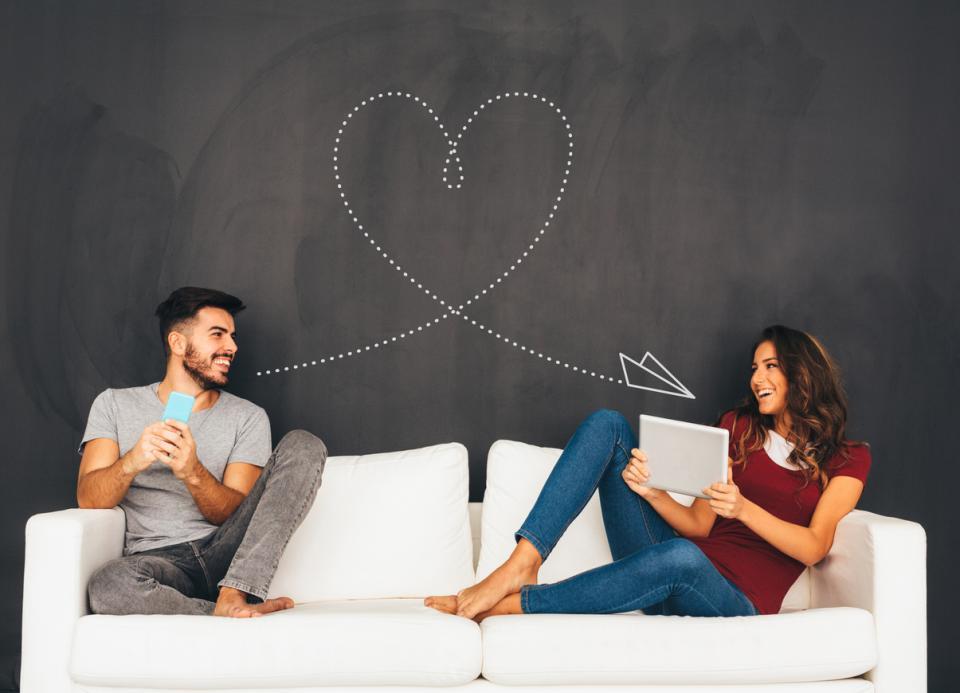 любов онлайн