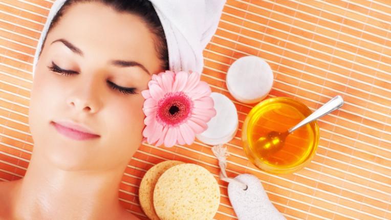 мед лице кожа спа терапия