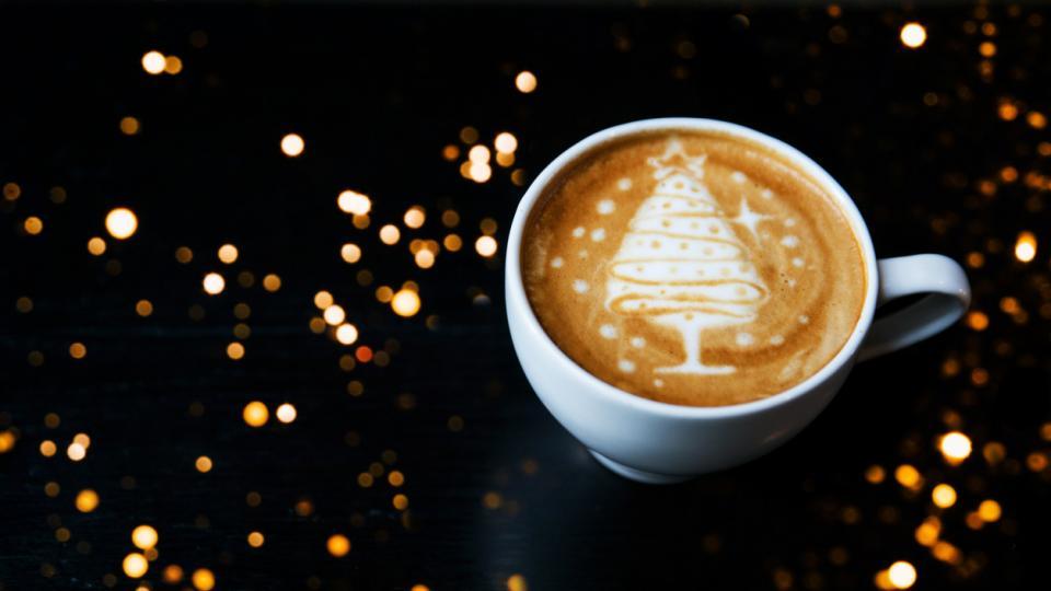 хороскоп Коледа кафе