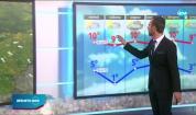 Прогноза за времето (02.01.2021 - обедна емисия)