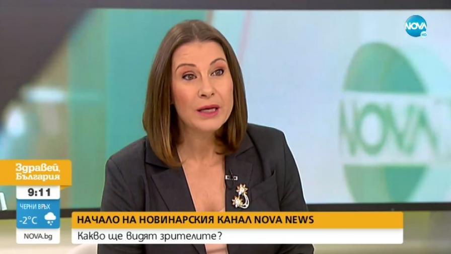 <p>NOVA NEWS стъпва на опита на NOVA и надгражда</p>