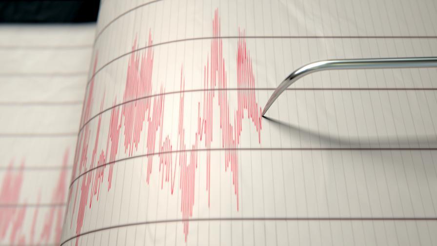 Силно земетресение край бреговете на Камчатка