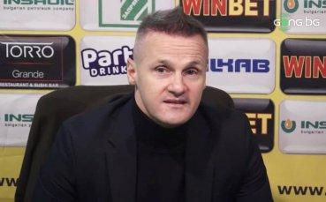 Цялата пресконференция на новия треньор на Ботев Пд Азрудин Валентич