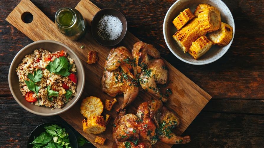 Най-вкусното пиле с пармезан, ето рецептата