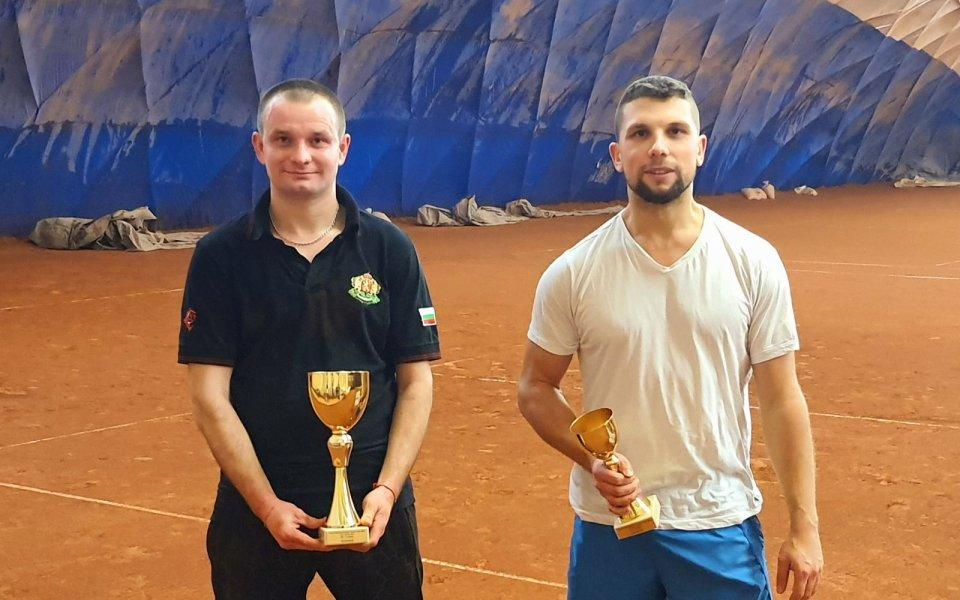 Влади Искренов е първият шампион на Интерактив тенис за 2021