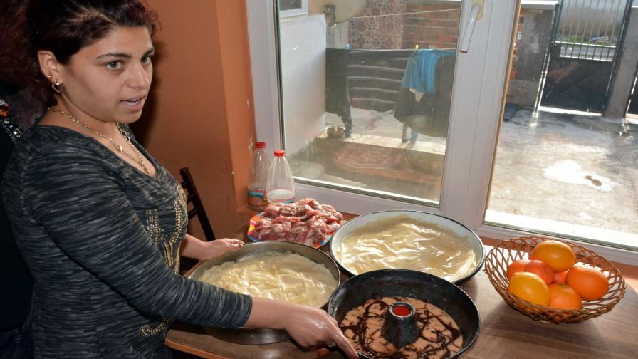 Ромите отбелязват Нова година