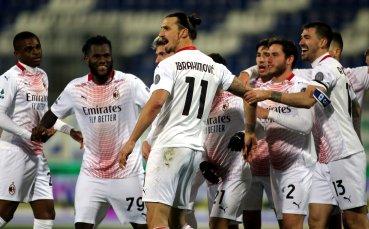 Завърналият се Златан вдъхнови Милан да се върне обратно на върха