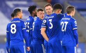 Лестър се настани на върха във Висшата лига след успех над Челси