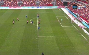 Юндер върна Лестър в играта с прекрасен гол