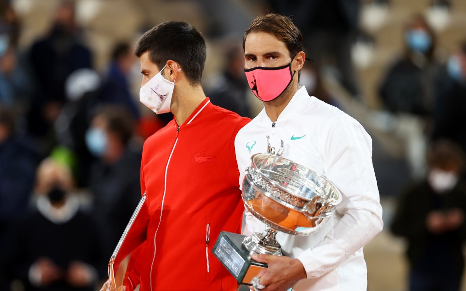 """13-кратният шампион на """"Ролан Гарос"""" Рафаел Надал не е съгласен"""