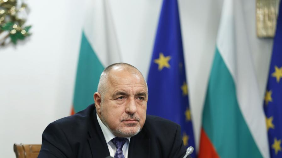 Борисов за разговорите на евролидерите