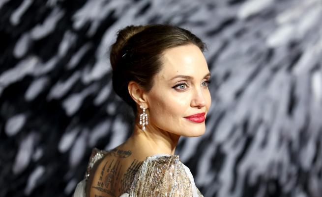 Анджелина Джоли откровено: Кръвта се връща в тялото ми