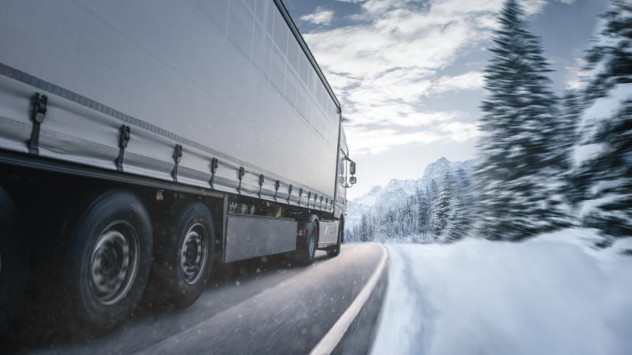 Гърция временно забрани преминаването на товарни автомобили през Кулата