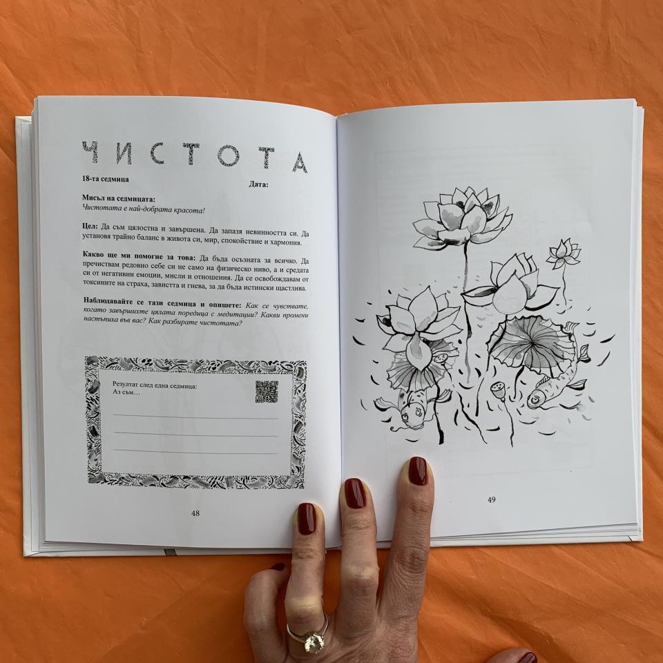 Светла Иванова книга
