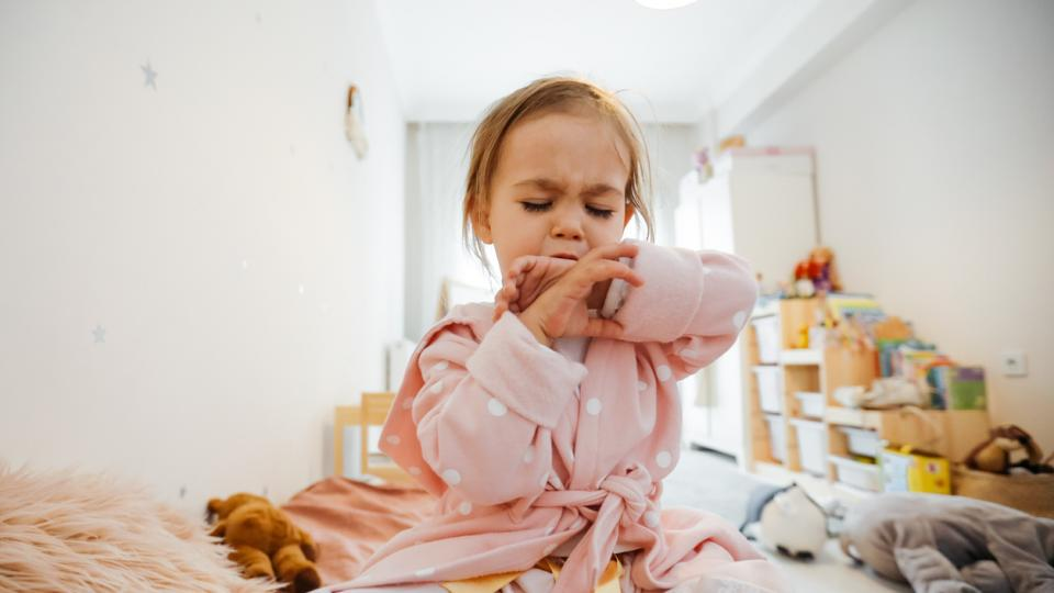 дете кашлица