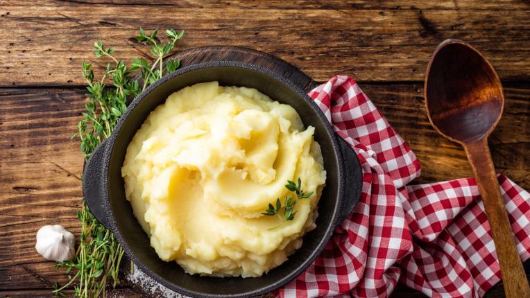 картофено пюре картофи