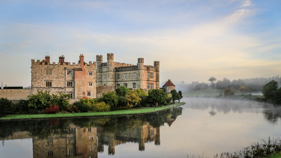 5 от най-впечатляващите замъци в Европа