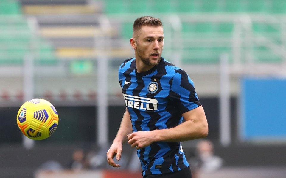 Тотнъм подготвя сериозна оферта за защитника на Интер Милан Шкриниар.Словакът