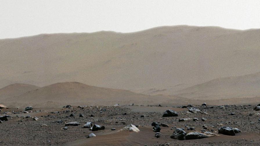 НАСА търси идеи как да храни пътуващите до Марс