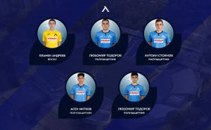 Ударно: Левски подписа с петима играчи