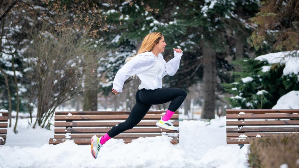 Тичай, момиче, тичай!