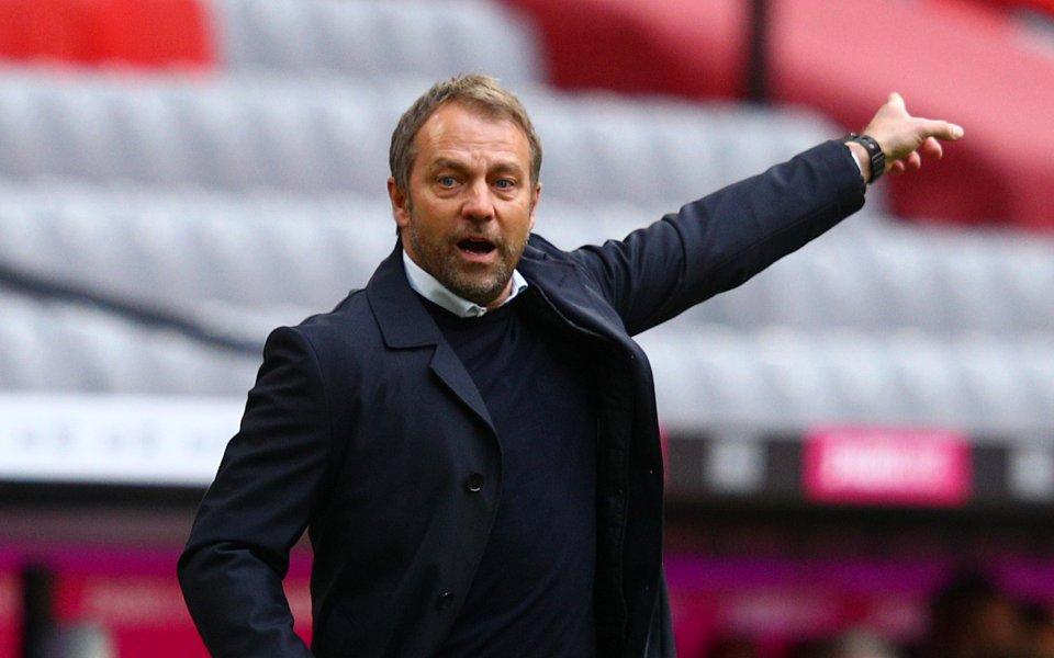 Треньорът на Байерн МюнхенХанзи Фликкоментира успеха с 5:1 над Кьолн.