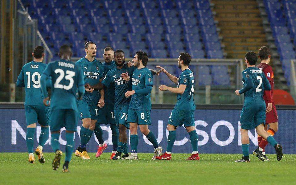 Отборът на Милан показа страхотен футбол и успя да изкове