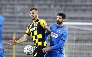 Атанас Илиев не стигна на Ботев Пд за първа победа над Левски в София от 24 години