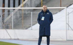 Славиша Стоянович съсипа играчите на Левски
