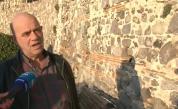 Да бутнат крепостна стена в Созопол, скривала гледката