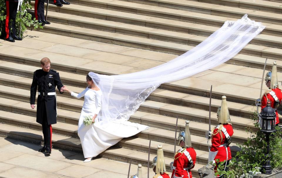 хари меган сватба