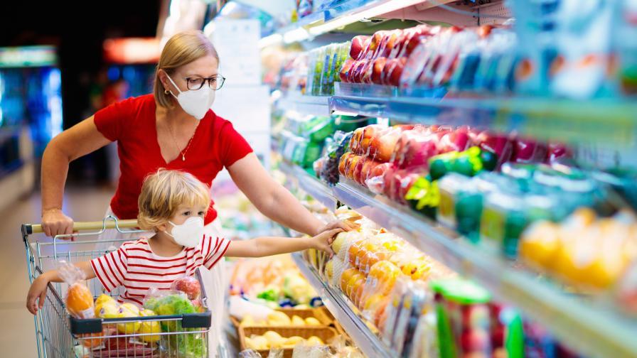 Без мляко и месо: опасно ли е да храним децата си вегански