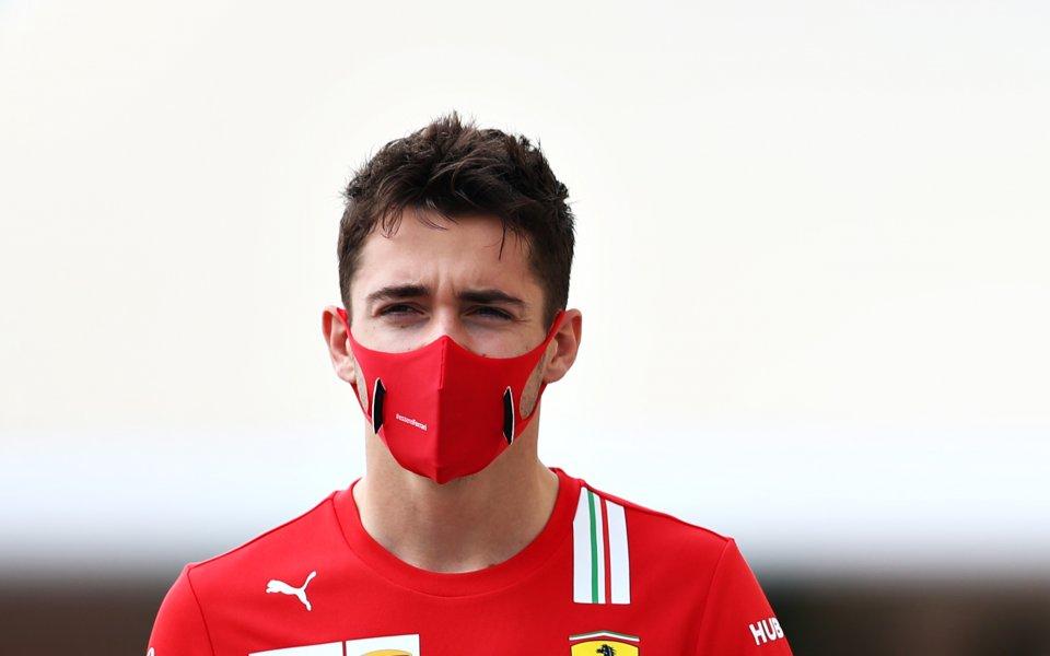 Ферари представи болида за новия сезон (снимки)