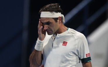 Федерер отпадна във втория кръг в Женева