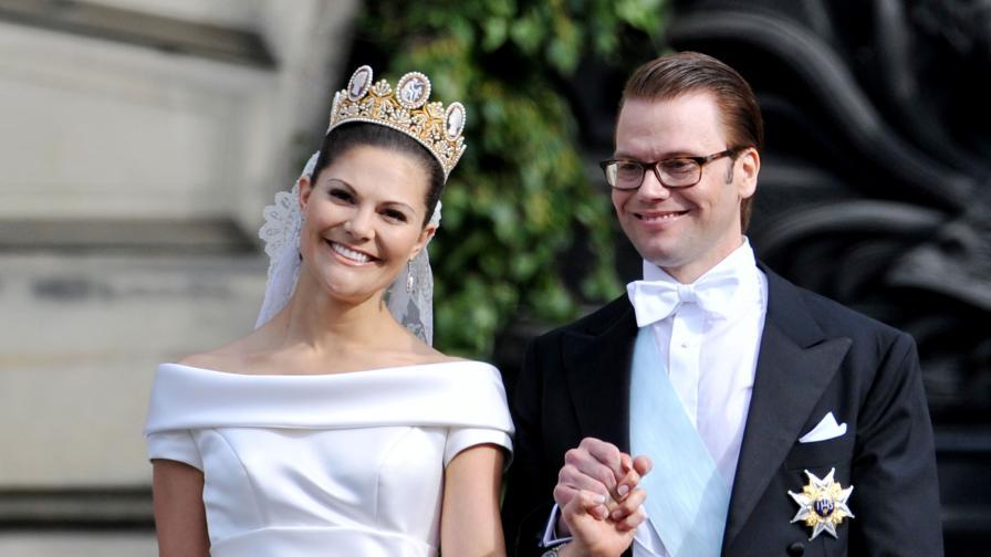 Принцесата на Швеция е с ковид-19