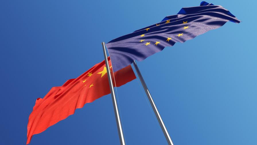 <p>Китай санкционира представители на ЕС, сред тях и българин</p>