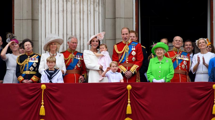 Роди се още едно бебе в британското кралско семейство!