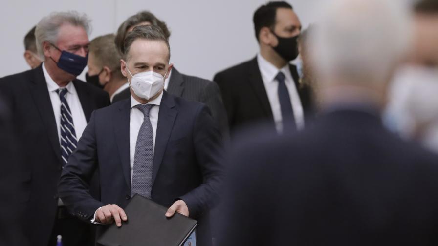 Хайко Маас за шпионския скандал у нас: Атака срещу суверенитета