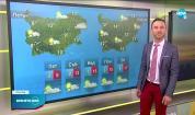 Прогноза за времето (25.03.2021 - сутрешна)