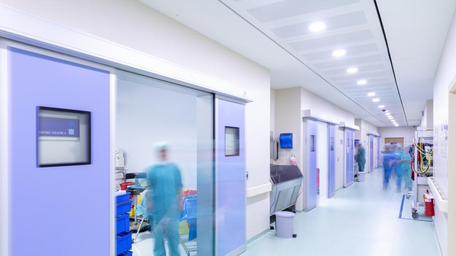 <p>COVID-19: Колко българи притесняват да посетят болница&nbsp;</p>