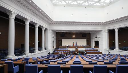 <p>Радев свиква 45-ото Народно събрание на 15 април  </p>
