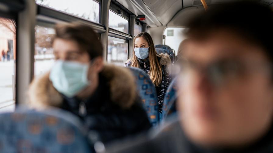 Масови проверки в градския транспорт в София