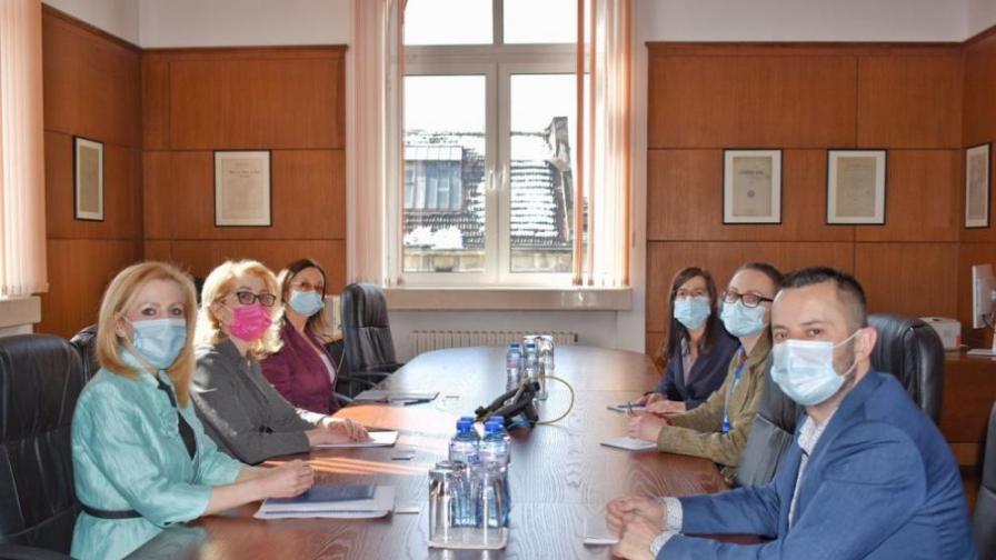 Прокуратурата проведе среща с представители на ОССЕ във връзка с изборите
